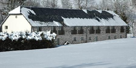 La Grange du Devezou La Grange du Devezou sous la neige