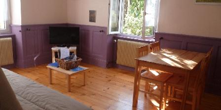 Gite Au Fil de La Fecht > Living room