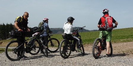 Au Fil de La Fecht Activité vélo