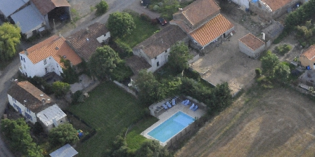 Vendee Cottages Vue du ciel