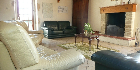 Vendee Cottages Lounge Maison Verdon