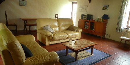 Vendee Cottages Lounge maison Botineau