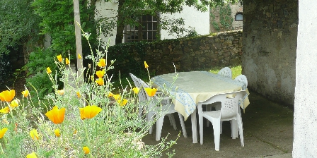 Vendee Cottages Terrasse maison bottineau