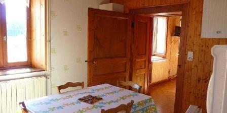 Location de vacances Gîte Simone BUSSOD 39046 > Gîte Simone BUSSOD 39046, Gîtes Bellecombe (39)