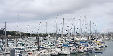 Maison de Pêcheur St Gilles Croix de Vie St Gilles : port de plaisance