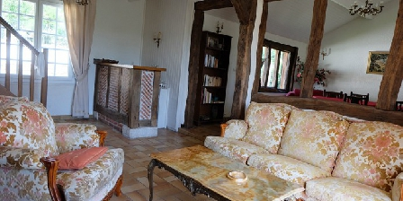 Location de vacances Gîte La Maison De Marie > Gîte La Maison De Marie, Gîtes Dhuizon (41)