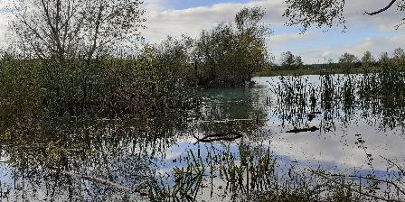 Gîte de Planchetieu Le lac des castors