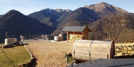 Chalet du Bazet Bains et neige