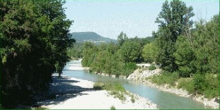 Oasis La rivière Drome