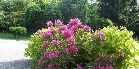 Aux 4 Saisons Garden