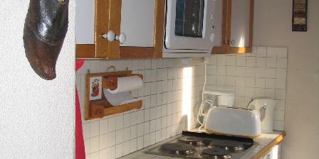 Appartement Montagnard CUISINE