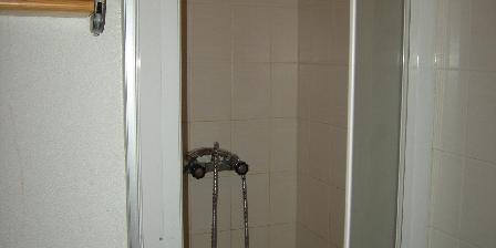 Appartement Montagnard Salle de bains du bas