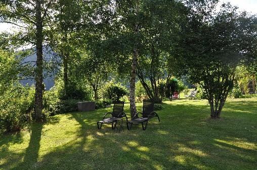 Chambre d'hote Haut-Rhin - Un bout de jardin