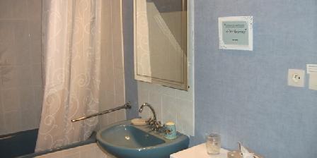 Gîte Les Hirondelles Salle de bain