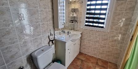 Studios Soto Salle d'eau WC