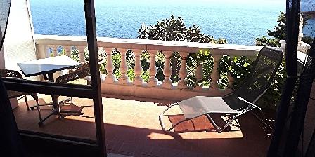Studios Soto Vue des balcons