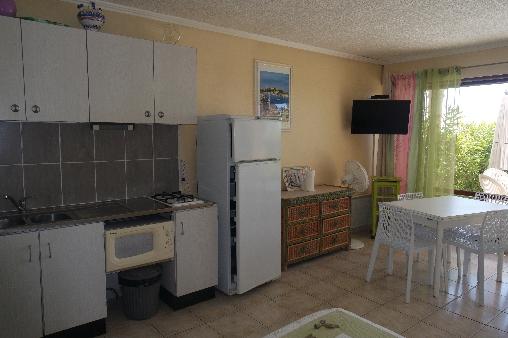 Chambre d'hote Var - kitchenette