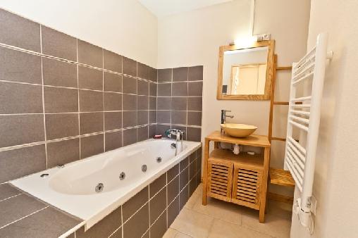 Chambre d'hote Vosges - La sale de bain