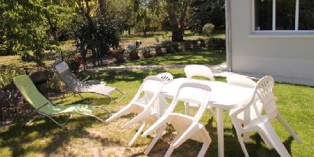 Location Saisonnière Gîte Les Dormants Jardin