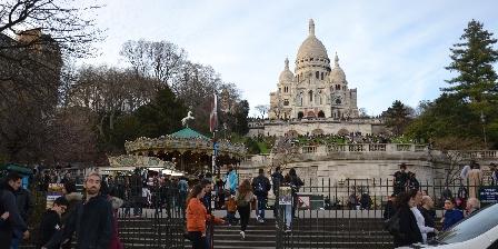 BnB familial Montmartre