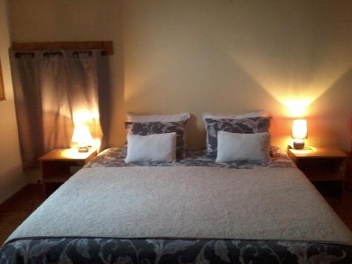 Chambre Akoya. Les Perles de Aime