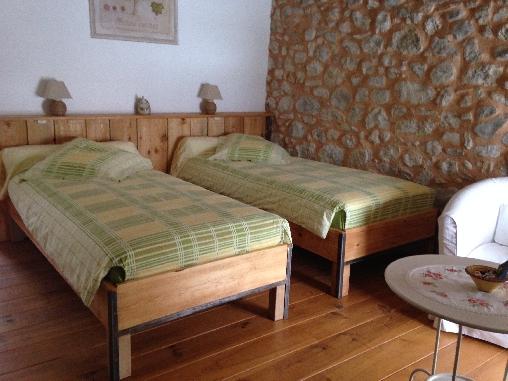 Chambre d'hote Var - chambre TOURNESOL