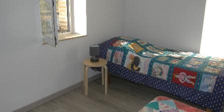Gîte La Jinolié La chambre 2