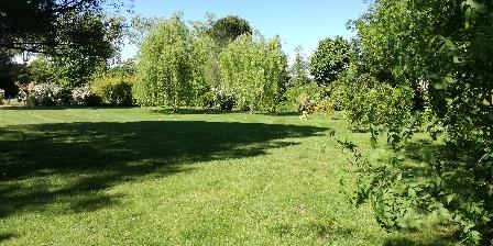Gîte La Jinolié Une partie du Parc
