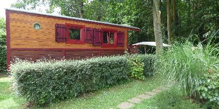 Gite La Fermette des Ramolleux > la roulotte des Ramolleux