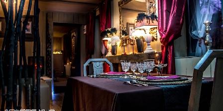 Lyon Campagne, Suite Etoiles La salle à manger