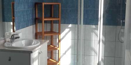 Le Clos de La Rançanne Une des salle de bain