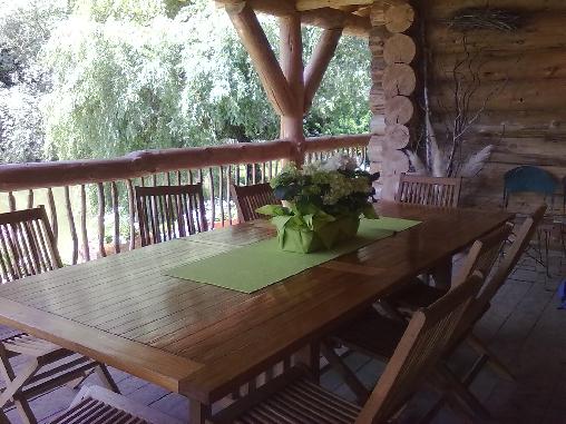 Chambre d'hote Dordogne - Depuis la terrasse