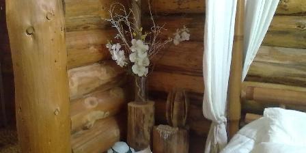 Gîte La Maison Forestière Chambre lit de 160