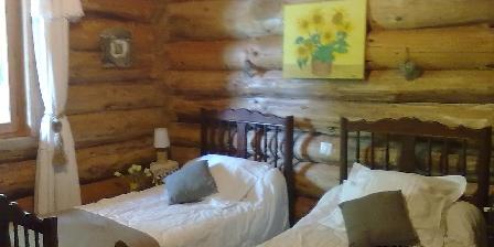 Gîte La Maison Forestière Chambre 2 lits d e90