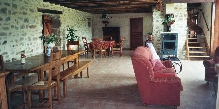 Gîtes des Theilles - Le 12 places Interieur du gite