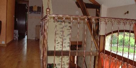 Gîtes des Theilles - Le 12 places Mezzanine