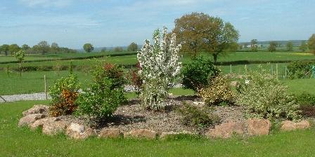 Gîtes des Theilles - Le 12 places Jardins