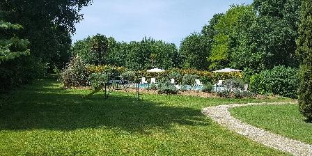 Les Landes Vacances Le jardin