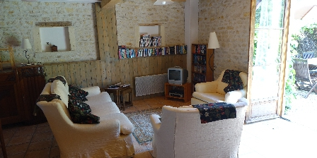 Les Landes Vacances La Lavande, salon