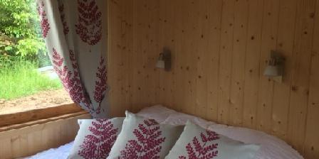Gite Le Cocon au Potager > chambre