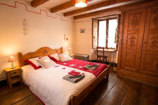 Chambre d'hote Savoie - Chambre Mont Brequin