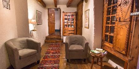 Au Coeur des Alpes Petit salon 1er étage