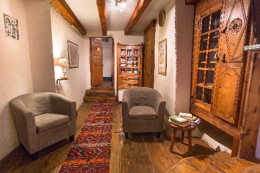 Chambre d'hote Savoie - Petit salon 1er étage