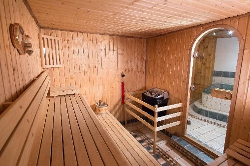 Chambre d'hote Savoie - Sauna