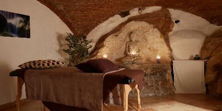 Au Coeur des Alpes Salle de massages