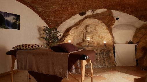 Chambre d'hote Savoie - Salle de massages