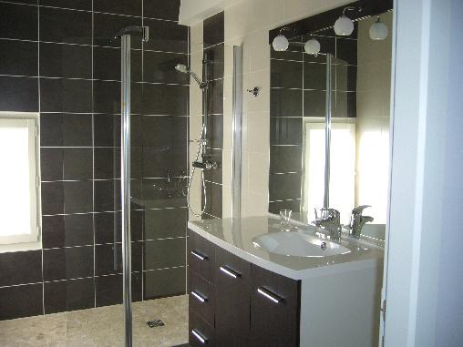 Chambre d'hote Cher - salle d'eau  r.d. c