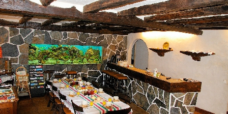 Uxondoa Salle petits déjeuners