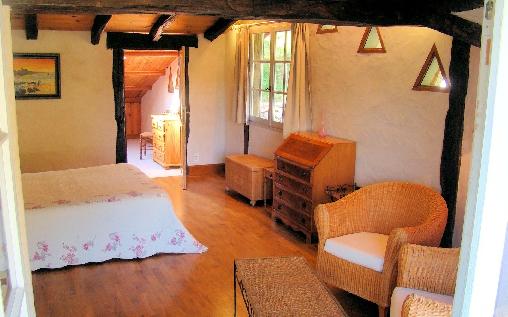 Chambre d'hote Pyrénées-Atlantiques - Suite familiale St Jean de Luz
