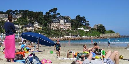 Grand Gîte du Vieux Manoir en Trégor pour 10 Pers Mer et Campagne La plage de trestraou